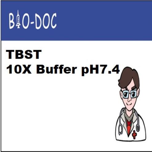 TBST 10X Buffer