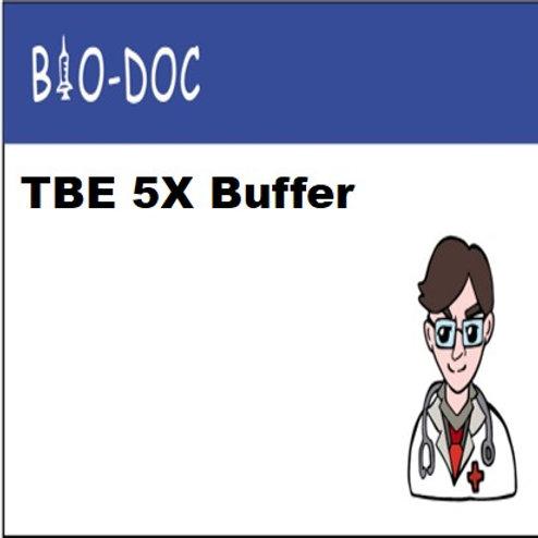 TBE 5X Buffer