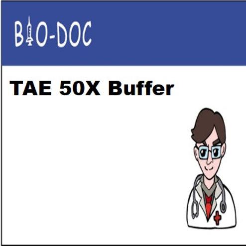 TAE 50X Buffer
