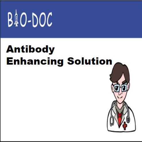 Antibody Enhancing Solution