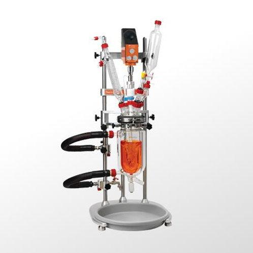 單槽實驗室玻璃反應設備