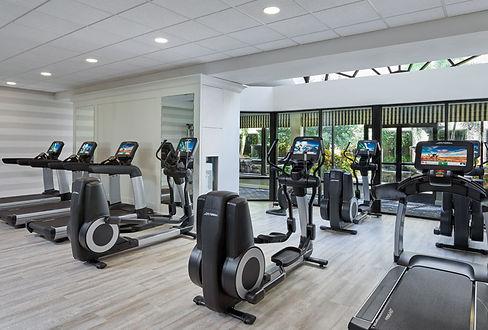 InterContinental Tampa Fitness Renovation LMG Construction Services