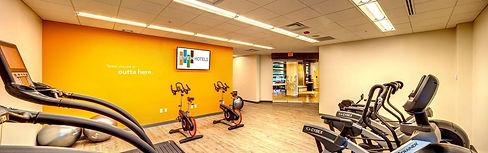 EVEN Hotel Sarasota Fitness Renovation LMG Construction Services