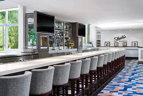 InterContinental Tampa Shulas Bar LMG Construction Services