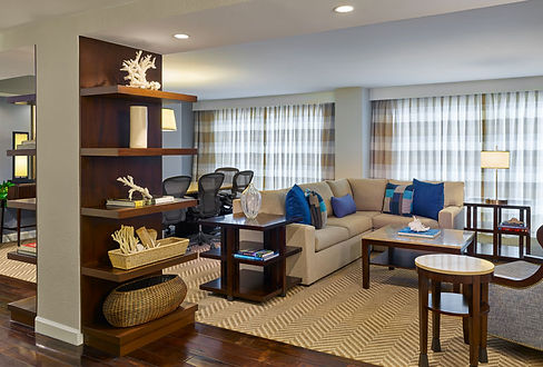 InterContinental Tampa Presidential Suite Renovation by LMG Construction Services