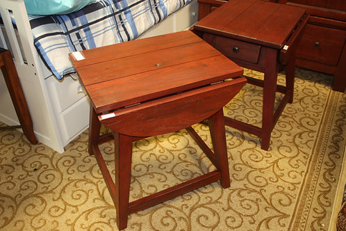 Broyhill Dropleaf End Tables (Set of 2)