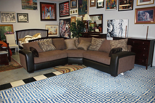 American Furniture Sectional