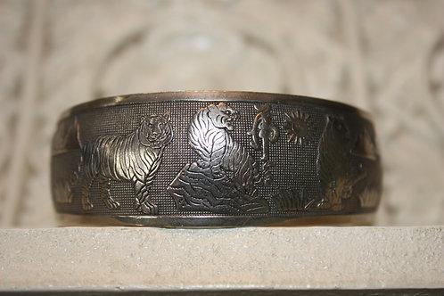 Steel Tiger Bracelet