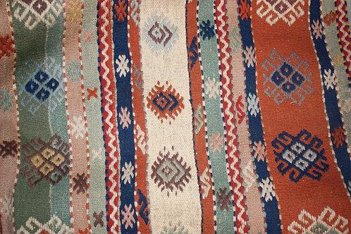 2 X 10 Flat Weave Runner Rug