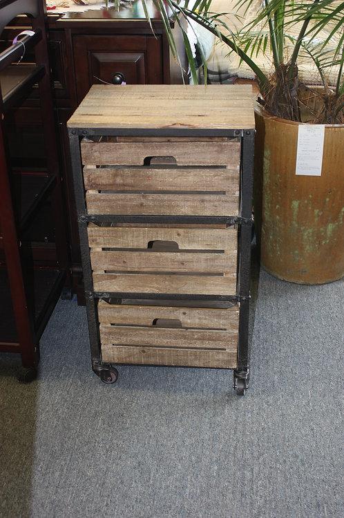 Wood Rolling Organizer