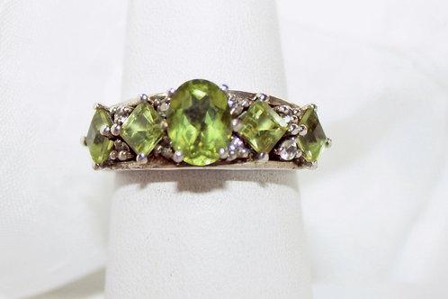 Citrine Ring
