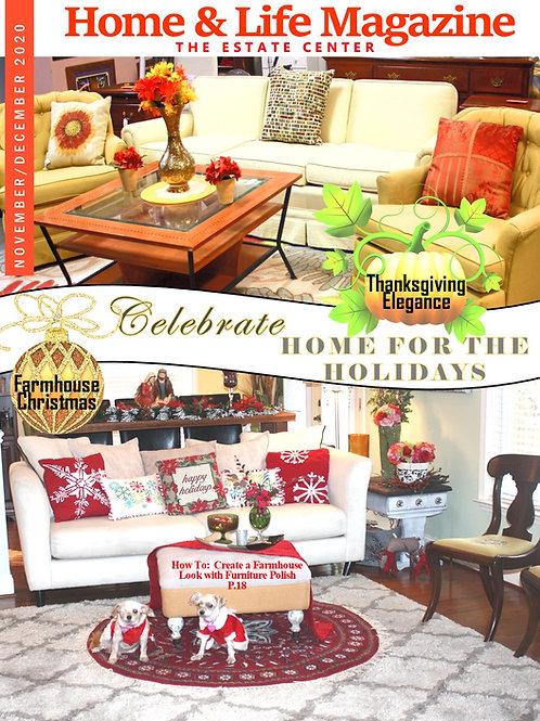 Home & Life Magazine The Estate Center