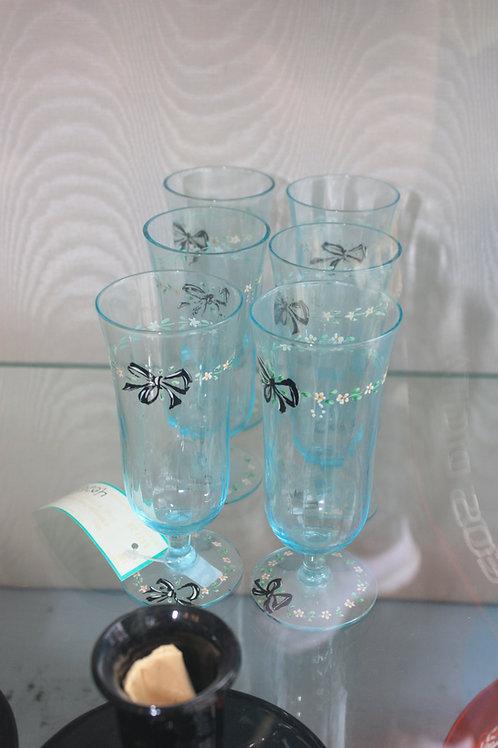 Morgantown Glasses Set of 6