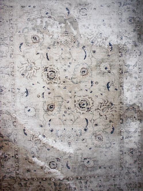 5 x 8 Safavieh Gray & White Rug