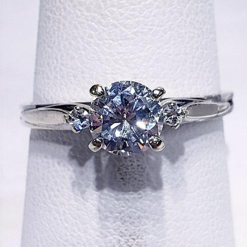 .75ct 14K Solitare Diamond Ring