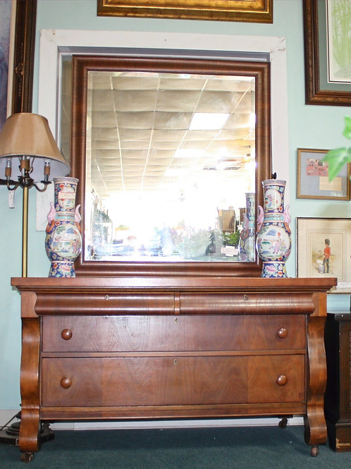 Lowboy Dressing Table