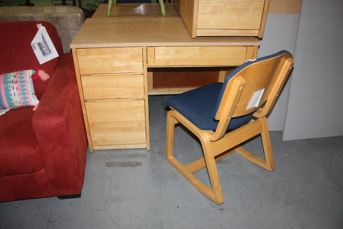 University Loft Company Desk & Chair