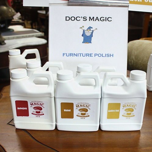 Doctor Schwab's Magic Furniture Polish