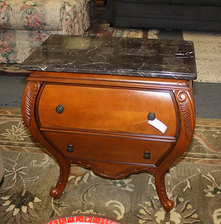 Bombay Marble Top Table