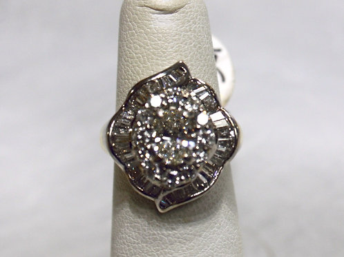 18kt Gold 1.75ct Diamond