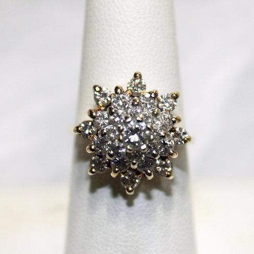 14kt Gold 1ct Diamond