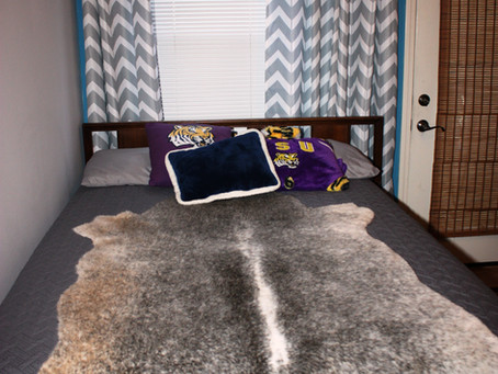 Big Boy Room On A Budget