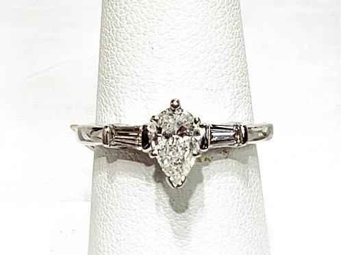 1.5ct 14K Diamond Ring GSI2