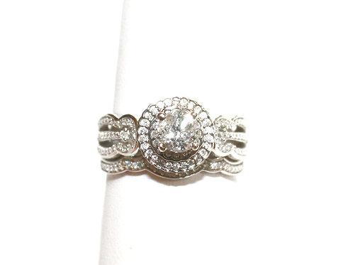 .5ct Diamond Ring 10K