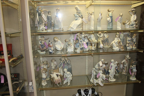 Lladro Figurines (each sold separately - prices vary)