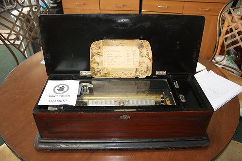 1880's Ten Tune Music Box
