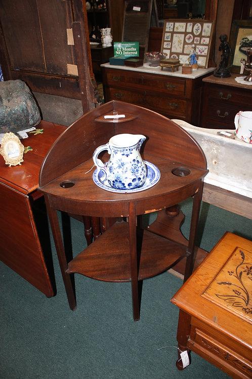 Antique #98 Basin Stand C1830