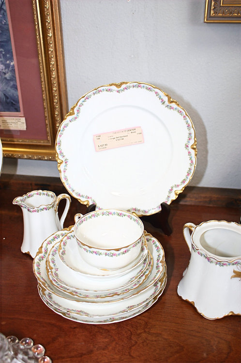 Haviland Limoge China Set