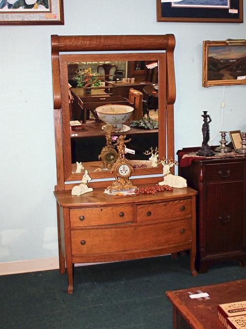 Antique Vanity & Dresser
