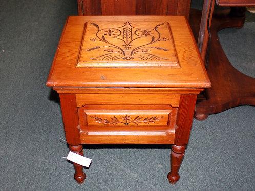 Antique Toilet Table