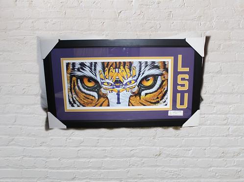 2019 LSU Eye of the Tiger