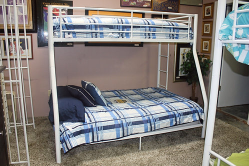 Twin Top & Full Bottom Bunk Beds