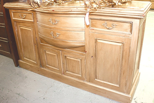 "5' x 36"" #11 Faux Finish Sideboard"