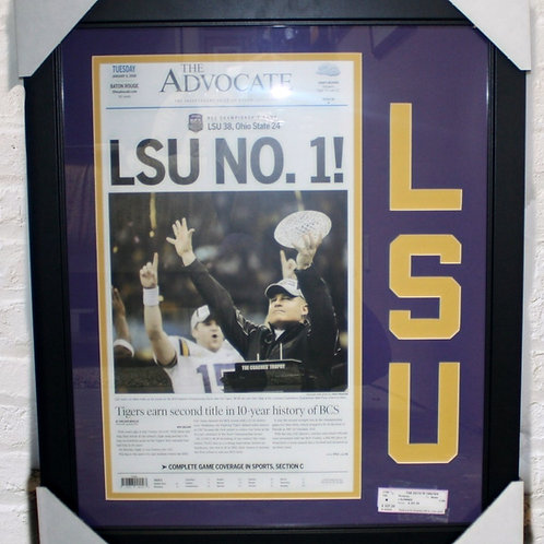 LSU The Advocate Picture 90502