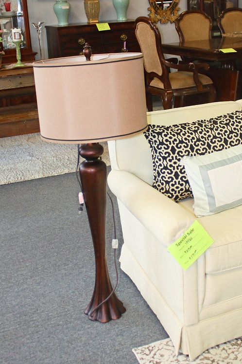Bronze Floor Lamps - Set of 2