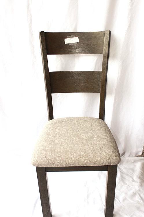 Gray Wood Chair