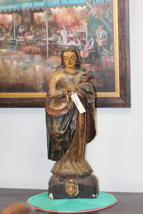 Santo Statue