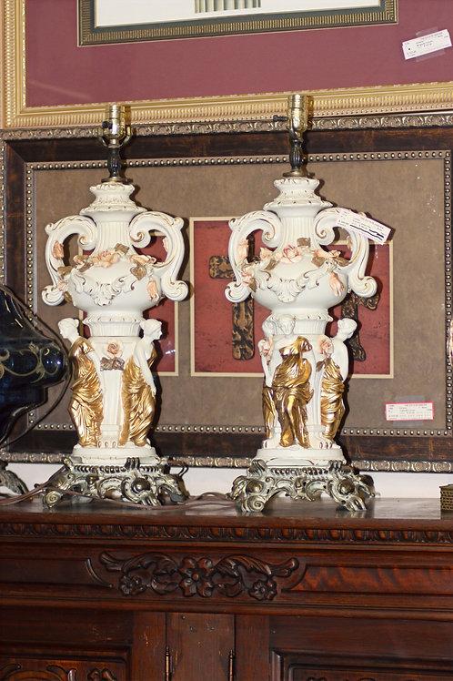 Graces Lamps - Set of 2