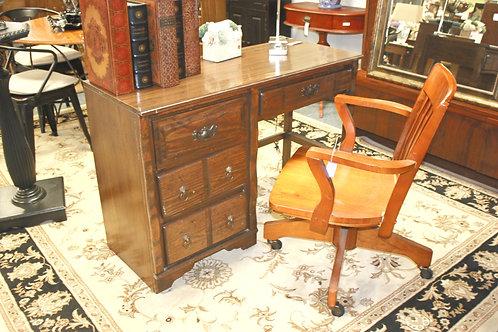 Antique Woodward Desk