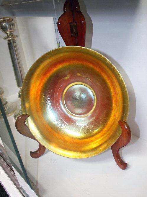 Antique Steuben Aurene Bowl