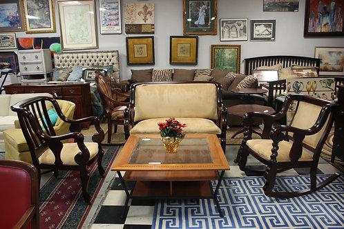Antique 3pc Parlor Furniture