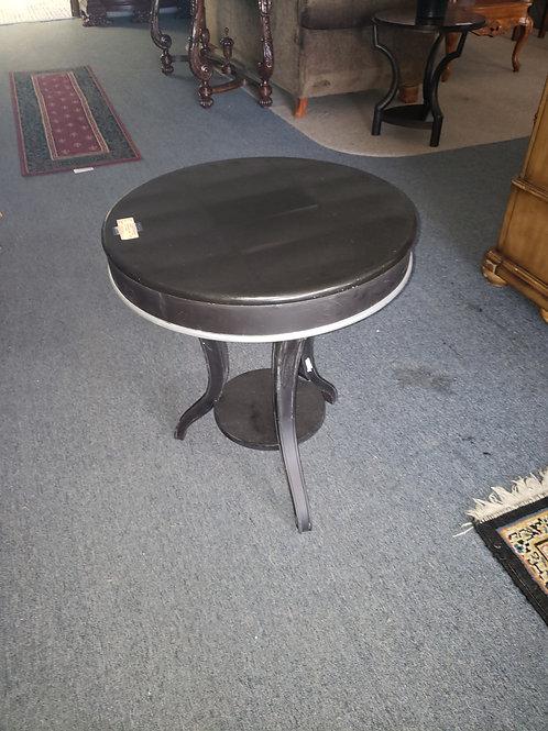 Samuelson Black Modern Table