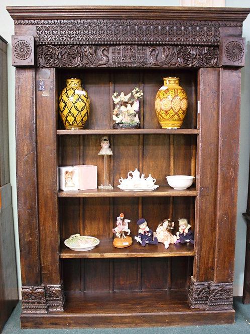 Antique Teak Bookcase