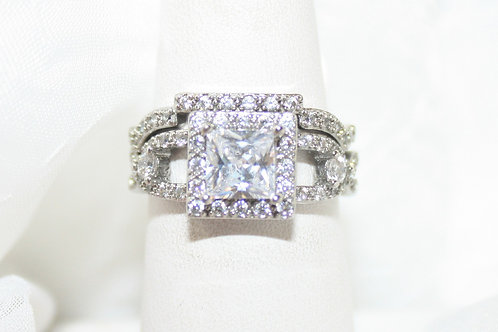Crystal Wedding Set