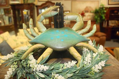 Metal Large Crab