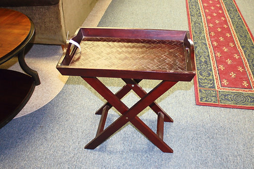 Serving Tray on Stand